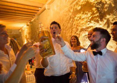 Hochzeitsfotos in Stuttgart Tequillarunde für alle