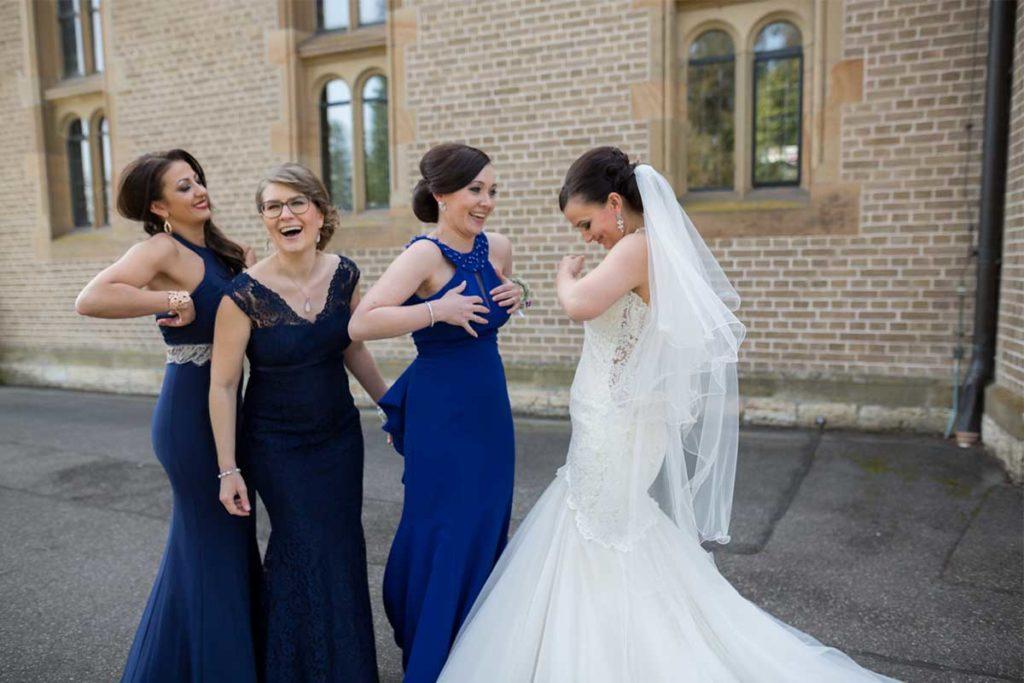 Heiraten in Stuttgart frisch machen