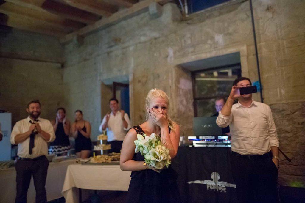 Heiraten in Stuttgart überraschung