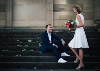 Hochzeitsfotos in Stuttgart Shooting auf der Burg Rothenberg