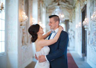 Hochzeitsfotos in Stuttgart Shooting Residenzschloss Ludwigsburg