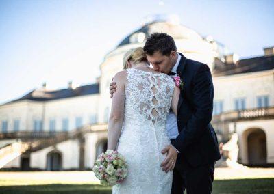 Hochzeitsfotos in Stuttgart Shooting am Schloss Solitude in Gerlingen