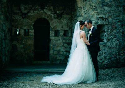 Hochzeitsfotos in Stuttgart Shooting Burg Lichtenstein Innenhof
