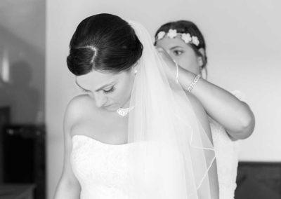 Hochzeitsfotos in Stuttgart Schleier