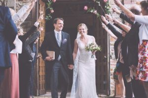 kirchlich heiraten Auszug aus der Kirche