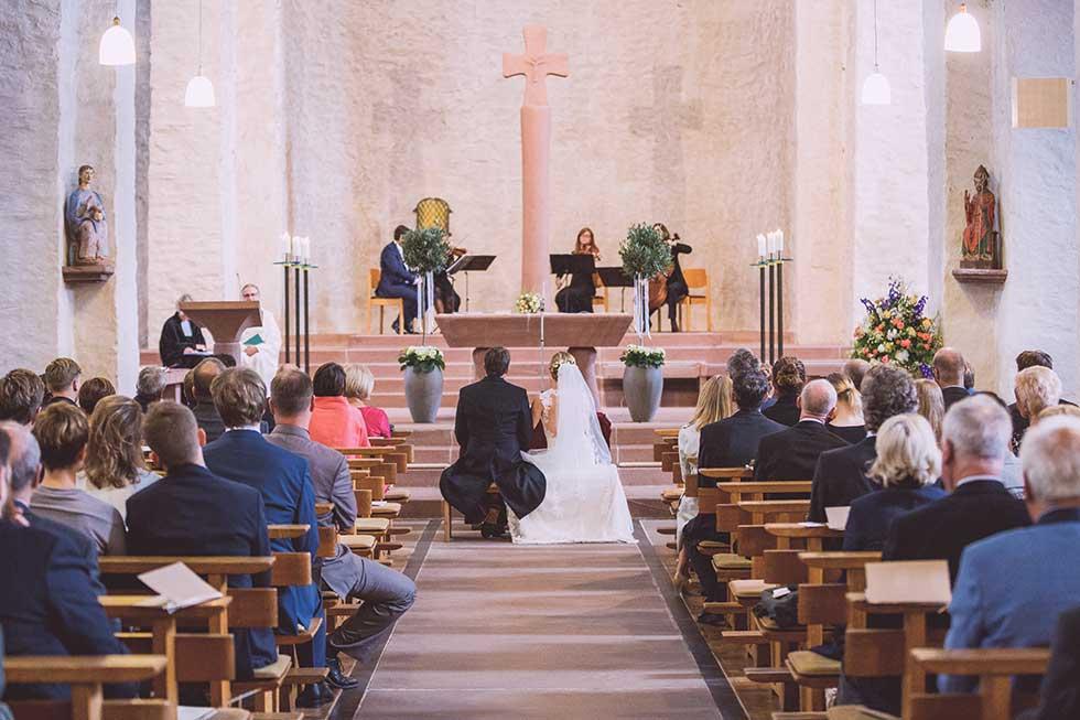 Und der Herr sei mit Euch – wissenswertes zur kirchlichen Trauung