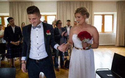 Die standesamtliche Hochzeit – Das Einzige was zählt! (Pt.2)